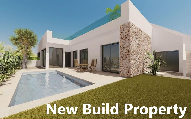 New Build Property For Sale in Murcia