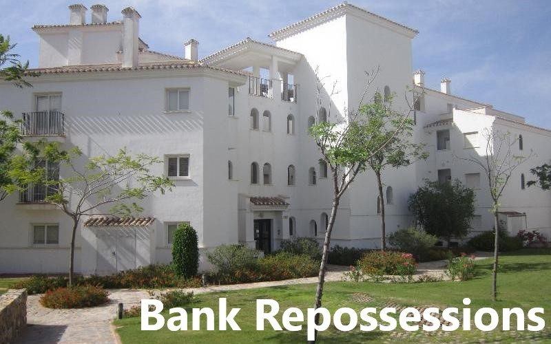 Bank Repossession Property for sale in Murcia